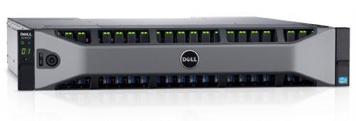 Dell Compellent SC4020 FC Storage Array 2x 2-Port 16Gb FC Controller No disks